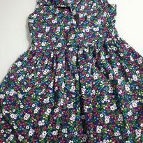 Vestido Florido primavera - 6 anos - pernambucanas