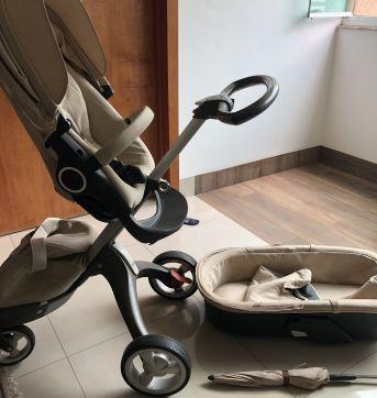 Carrinho de bebê Stokke - Sem faixa etaria - Stokke