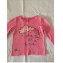 Blusa rosa - 2 anos - Baby Gap
