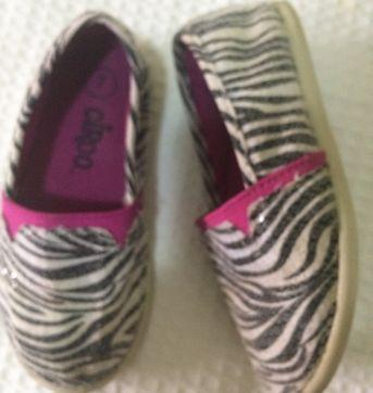 Sapatilha zebrinha - 22 - Circo