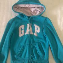 Blusa moleton Gap - 5 anos - Baby Gap