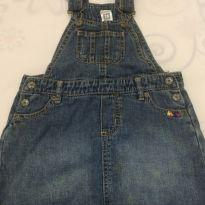 Salopete jeans - 2 anos - Carter`s