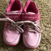 Tênis com rodinha e led - 30 - Aimoge Roller Shoes