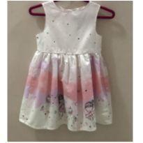 Vestido menina e unicornio - 9 a 12 meses - Early  Days