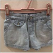 Shorts jeans - 3 anos - Carter`s