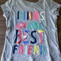 Camiseta Dino - 3 anos - Carter`s