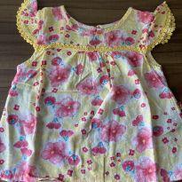 Bata Floral - 3 anos - Hering Kids