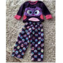 Pijama quentinho Puket - 4 anos - Puket