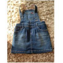 Salopete jeans menina TAM. 4 - 4 anos - Levi`s