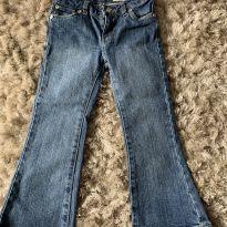 Calça jeans Flare menina TAM 4 anos - 4 anos - Levi`s