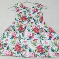 vestido mini diva!!! - 6 anos - Time kids