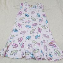 vestidinho básico mimoso! - 6 anos - Le Petit Kukiê