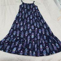 vestido longo alakazoo! - 6 anos - Alakazoo!