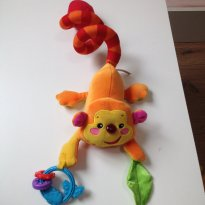 Macaco Fisher Price - Sem faixa etaria - Fisher Price