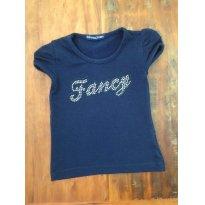 Camiseta Fancy A - 3 anos - Infantilândia