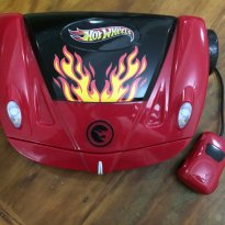Laptop Hot Wheels - Sem faixa etaria - Mattel