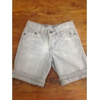 Bermuda  Jeans Za Girls A - 3 anos - Za girls