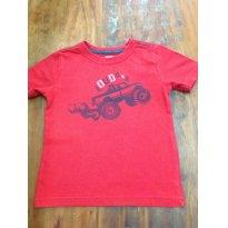 Camiseta Gymboree B - 12 a 18 meses - Gymboree