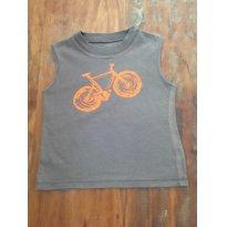 Regata Oshkosh Bicicleta B - 1 ano - OshKosh