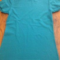 Camiseta Básica Hering C - 10 anos - Hering
