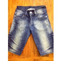 Bermuda Jeans C - 8 anos - Solider