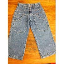 Calça Jeans Kid Stock A - 2 anos - Kid Stok