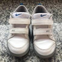 Tênis Nike Branco/Cinza - 25 - Nike