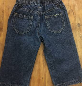 Calça Jeans Nautica B - 1 ano - Nautica