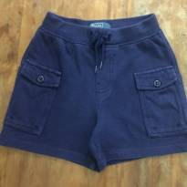 Shorts Polo B - 1 ano - Ralph Lauren