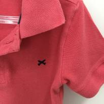 Polo Hering Vermelha A - 2 anos - Hering Kids