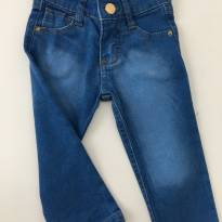 Jeans Baby Club B - 12 a 18 meses - Baby Club
