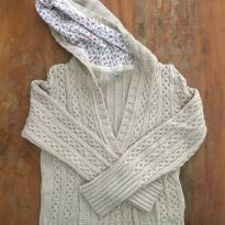 Blusa Lã C - 14 anos - Não informada
