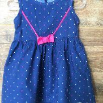Vestido Bolinhas Malwee A - 3 a 6 meses - Malwee