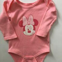 Kit Body A - 6 a 9 meses - Disney
