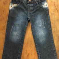 Calça Jeans Baby Club E - 18 a 24 meses - Baby Club