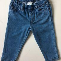 Calça Jeans Carters E - 6 meses - Carter`s