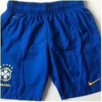 Bermuda Brasil Nike E - 6 anos - Nike