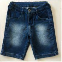 Bermuda Jeans Hering Kids E - 5 anos - Hering Kids