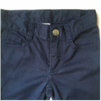 Calça Azul Marinho Gymboree E - 5 anos - Gymboree