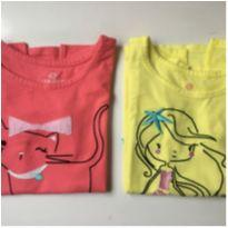 Camisetas Okie E - 5 anos - Okie Dokie