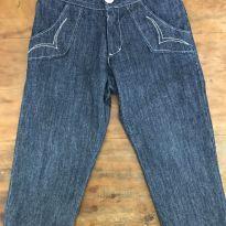 Calça Jeans C - 4 anos - Não informada