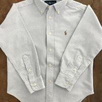 Camisa Ralph Lauren D - 4 anos - Ralph Lauren