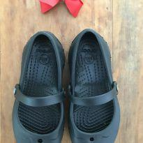 Crocs Sapatilha Preta - 29 - Crocs