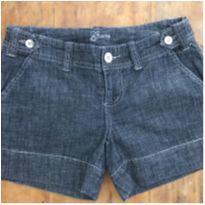 Shorts Jeans A - M - 40 - 42 - Não informada