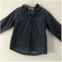 Camisa em Jeans G - 24 a 36 meses - Baby Club