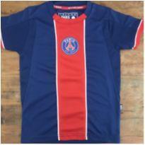 Camiseta Paris G - 6 anos - Não informada