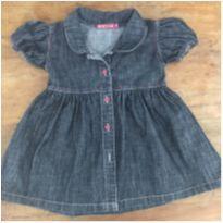 Vestido Jeans Petit G - 2 anos - Petit