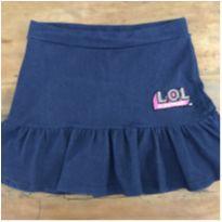 Saia Shorts Lol H - 7 anos - LOL