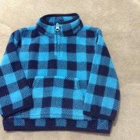 Blusa Fleece - 12 a 18 meses - Crasy 8