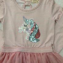Vestido - 4 anos - Btween